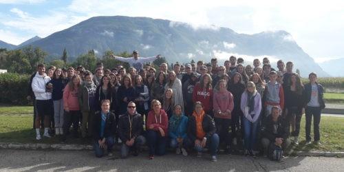 Voyage dans les Alpes 2017